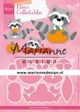 Marianne Design Collectable - Raccoon COL1472_