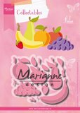 Marianne Design Collectable - Fruit COL1469_