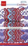 Marianne Design Creatable - Anja's Mix and Match Edge LR0637_