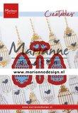Marianne Design Creatable - Bird Cage Set LR0640_
