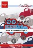 Marianne Design Creatable - Truck LR0641_