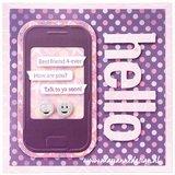 Marianne Design Craftable - Punch Die Smileys CR1508_