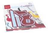 Marianne Design Creatable - Guitar by Marleen LR0657_