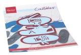 Marianne Design Creatable - Sneakers LR0658_