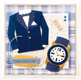 Marianne Design Paper Pad A5 - Men Only PK9169_