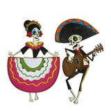 Sizzix Thinlits Die - Day of the Dead 664969_