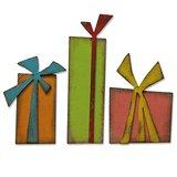 Sizzix Bigz Die - Gift Wrap 664973_