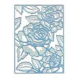 Sizzix Thinlits Die - Floral Lattice 665082_