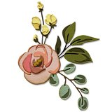 Sizzix Thinlits Die - Bloom, Colorize by Tim Holtz 665208_