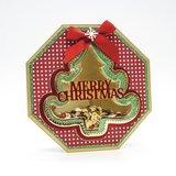 Nuvo Pure Sheen Sequins - Jingle Bells 281N_
