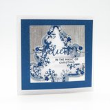 Nuvo Pure Sheen Sequins - Let it Snow 282N_