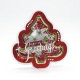 Nuvo Pure Sheen Confetti - Jingle Bells 287N_