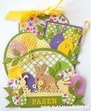 Marianne Design Paper Pack A5 - Floral Delight PK9161_