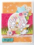 Marianne Design Paper Pack A5 - Eline's Summer Picnic PB7056_