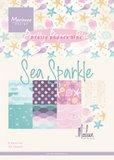 Marianne Design Paper Pack A5 - Sea Sparkle PK9163_