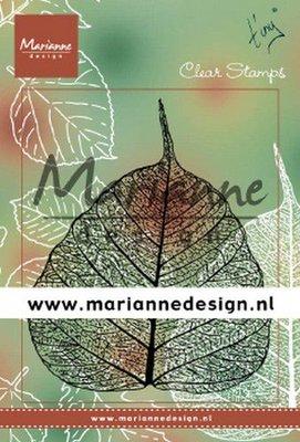 Marianne Design Stempel - Tiny's Leaf TC0877