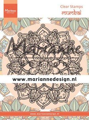 Marianne Design Stempel - Mandala Mumbai CS1034