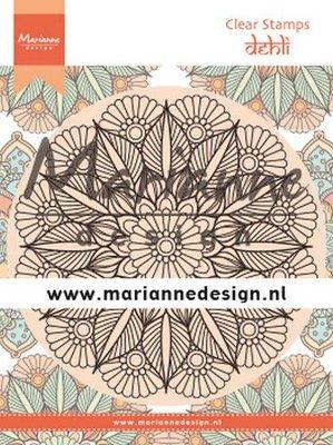 Marianne Design Stempel - Mandala Delhi CS1035