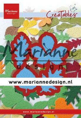 Marianne Design Creatable - Tiny's Leaves LR0621