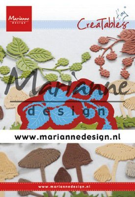 Marianne Design Creatable - Tiny's Blackberries LR0622