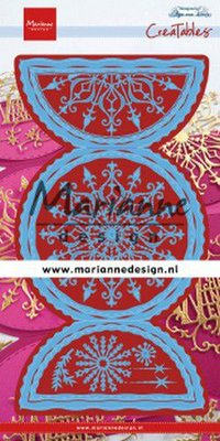 Marianne Design Creatable - Anja's Folding Circle XL LR0618