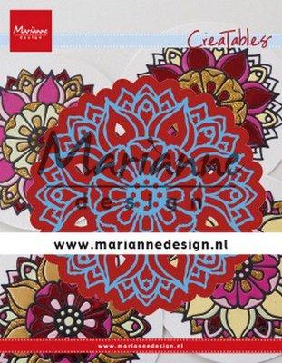 Marianne Design Creatable - Mandala LR0614