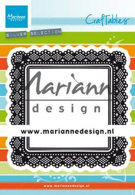 Marianne Design Craftable - Shaker Square CR1475