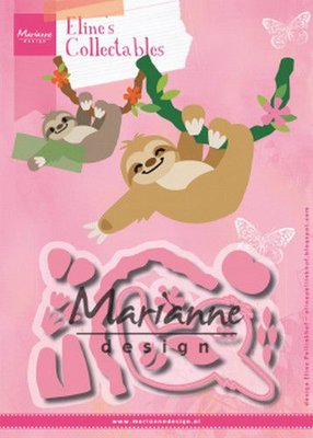 Marianne Design Collectable - Sloth COL1471