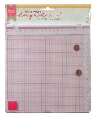 Marianne Design Stamp Master Advanced - 20 x 20 cm LR0029