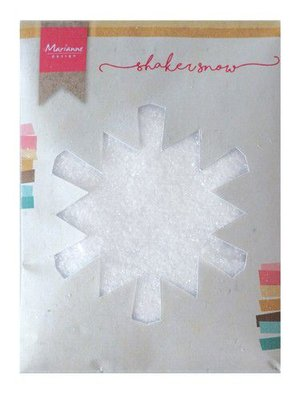 Marianne Design  Shaker Snow LR0028