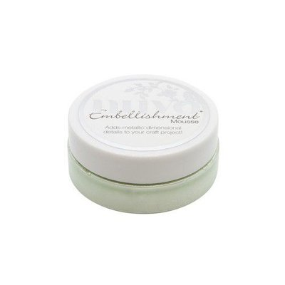 Nuvo Embellishment Mousse - Honeydew 837N