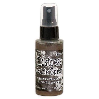 Ranger Distress Oxide Spray - Ground Espresso TSO67726