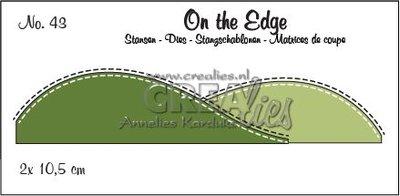 Crealies On the Edge  43
