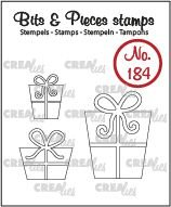 Crealies Bits & Pieces 184 - Gifts