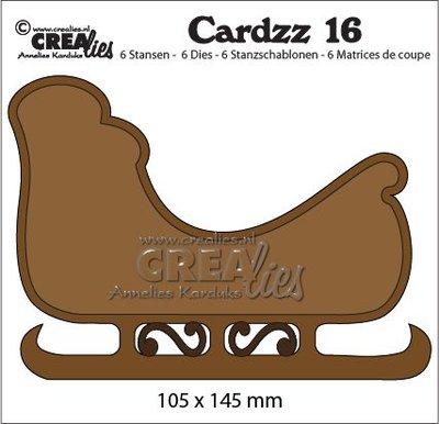 Crealies Cardzz 16 Slee