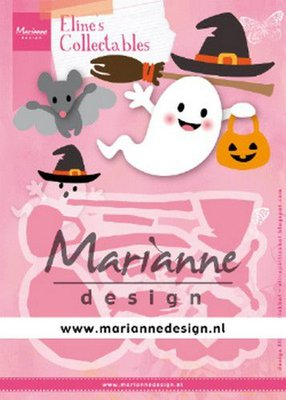 Marianne Design Collectable - Eline's Halloween COL1473