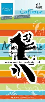 Marianne Design Craftable - Fox by Marleen CR1484