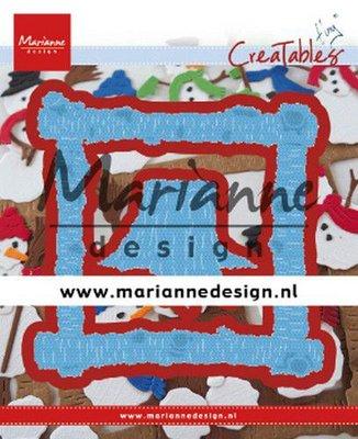 Marianne Design Creatable - Tiny's Logs LR0630