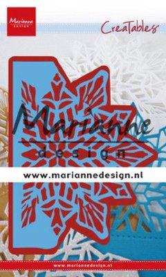 Marianne Design Creatable - Gate Folding Die Crystal LR0632