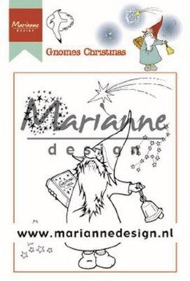Marianne Design Stempel - Hetty's Gnomes HT1649