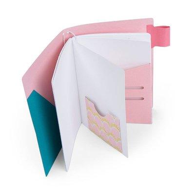 Sizzix Bigz XL Die - Traveler's Notebook Pages & Pockets 663627