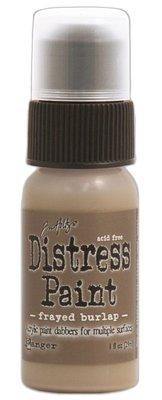 Ranger Distress Paint - Frayed Burlap TDD36371