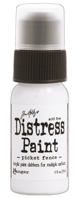 Ranger Distress Paint - Picket Fence TDD36425