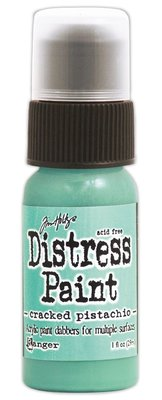 Ranger Distress Paint - Cracked Pistachio TDD43577