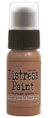 Ranger Distress Paint - Vintage Photo TDD36500