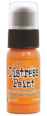 Ranger Distress Paint - Carved Pumpkin TDD43560