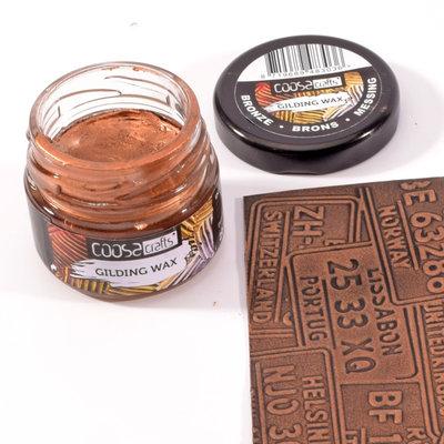 Coosa Crafts Gilding Wax - Brons COC-004