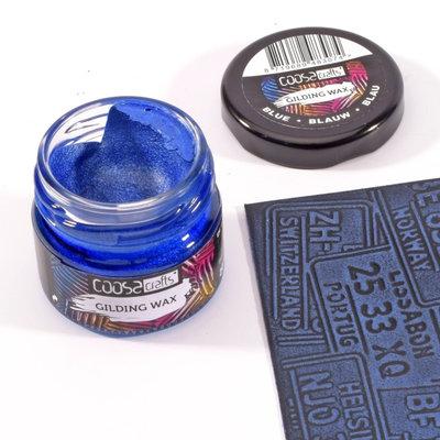 Coosa Crafts Gilding Wax - Metallic Blue COC-008