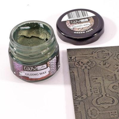 Coosa Crafts Gilding Wax - Jewels Green Jade COC-080