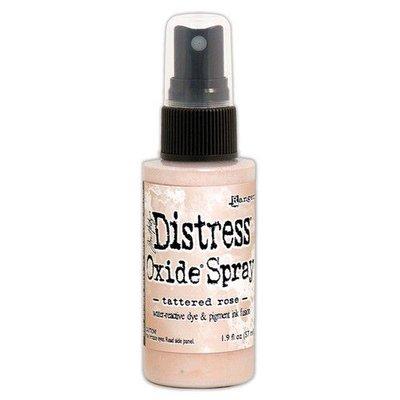 Ranger Distress Oxide Spray - Tattered Rose TSO67924